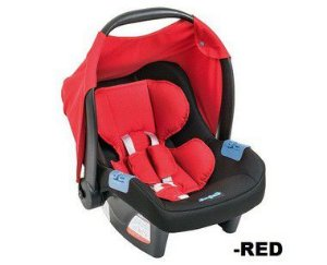 Bebê Conforto Burigotto Touring Evolution Red