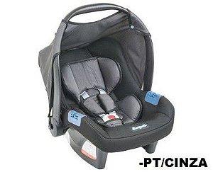 Bebê Conforto Burigotto Touring Evolution PT/CINZA