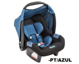 Bebê Conforto Burigotto Touring Evolution PT/AZUL 3044