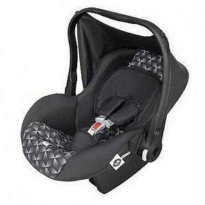Bebê Conforto Tutti Baby Nino Preto New 4700