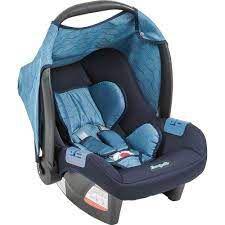 Bebê Conforto Burigotto Touring Evolution Geo Azul 3044
