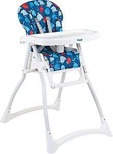 Cadeira Burigotto Merenda Passarinho Azul