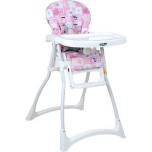 Cadeira Burigotto Merenda Passarinho Rosa