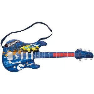 Guitarra Fun Hot Wheels