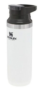 Garrafa Termica Switchback Stanley 473ml Branco