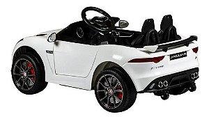 Jaguar Band R/C Elétrica 1 Branco 2741