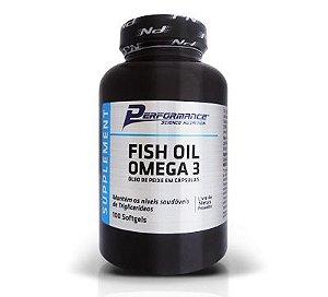 FISH OIL - ÔMEGA 3 - PERFORMANCE NUTRITIO