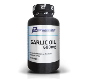 GARLIC OIL - PERFORMANCE NUTRITION - 100tb