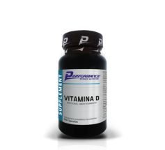 VITAMINA D - PERFORMANCE NUTRITION - 100tb