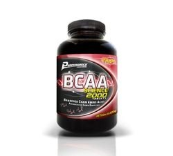 BCAA AMINOACIDO SCIENCE 2000 - PERFORMANCE NUTRITION -