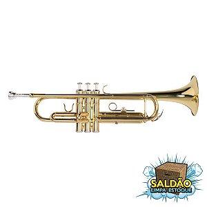 Trompete Vogga VSTR 701 Laqueado + case