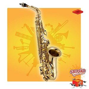 Saxofone Alto Vogga VSAS701 Laqueado
