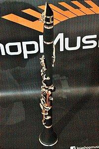 Clarineta Vogga VSCL701 Niquelado (OPEN BOX)