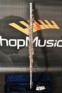 Flauta Transversal Vogga VSFL701 Niquelada (OPEN BOX)
