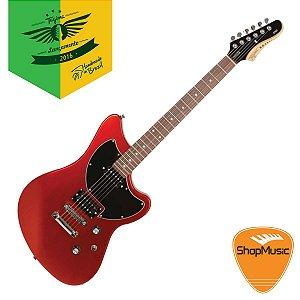Guitarra Tagima Rocker Laranja Metalico