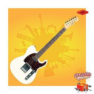 Guitarra Tagima T855 Branco Vintage