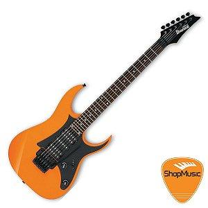 Guitarra Ibanez GRG 250P OR Laranja Escudo Preto
