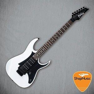 Guitarra Ibanez GRG 250P WH Branca Escudo Preto