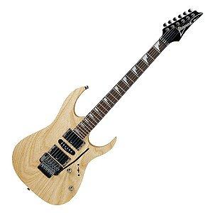 Guitarra Ibanez RG470AHZ NTF Natural Microafinação