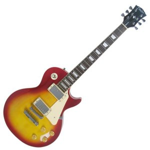 Guitarra Shelter Les Paul Nashville 305 CS Cherry Sunburst