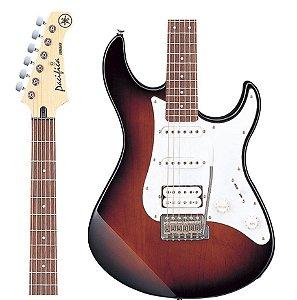 Guitarra Yamaha Pacific 112J OVS Sunburst