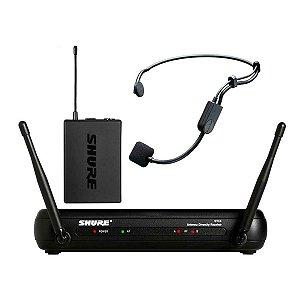 Microfone sem Fio Shure SVX14BR PGA31 J9 Headset