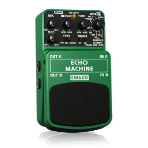Pedal Behringer EM600 Echo Machine