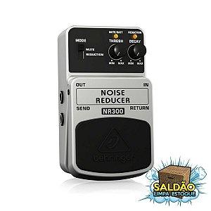 Pedal Behringer NR300 Noise Reducer