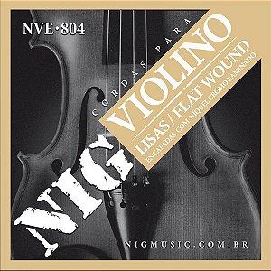 Encordoamento Nig Violino NVE-804