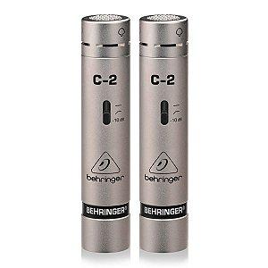 Microfone Behringer C-2 Condenser (PAR)