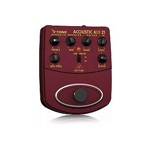 Pedal Behringer V-Tone ADI21 Acoustic