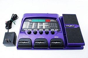 Pedal Digitech VOC300V Vocalist de Efeito (127 V)