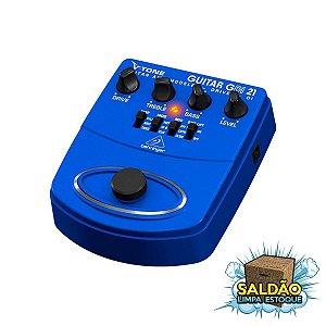 Pedal Behringer V-Tone GDI21 Guitar