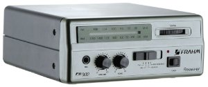 Receiver Frahm FR 900 Radio AM FM