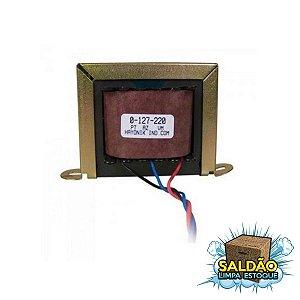Transformador Hayonik TR 18/2 127/220VAC 18+18VAC 700mA
