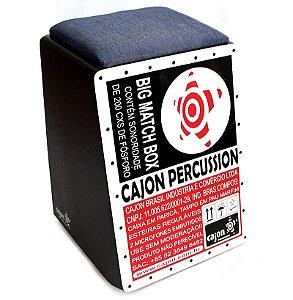Cajon Unic CJ 304 Balacobaco Eletrico Almof