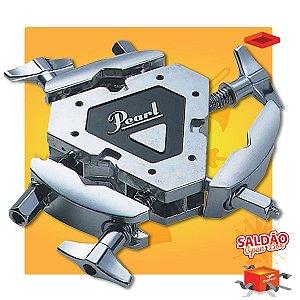 Clamp Pearl ADP-30 p/ 2 Acessórios