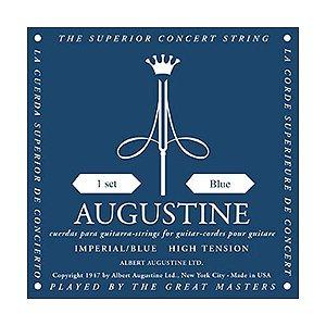 Encordoamento Violão Nylon Augustine Imperial Blue