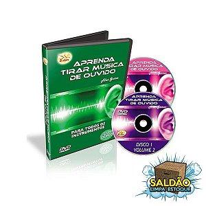 Video Aula EDON Aprenda Musica de Ouvido Vol 2