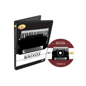 Video Aula EDON Curso de Acordeon Baixos Vol 2