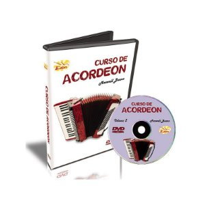 Video Aula EDON Curso de Acordeon Iniciantes VOL 2