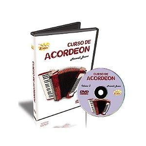 Video Aula EDON Curso de Acordeon Iniciantes VOL 2