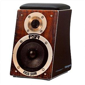 Cajon FSA Design Series FC 6619 Speaker Eletrico