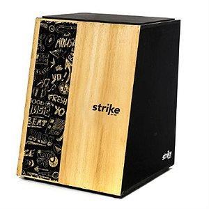 Cajon FSA Strike Series SK5001 Music Eletrico - sk 5001