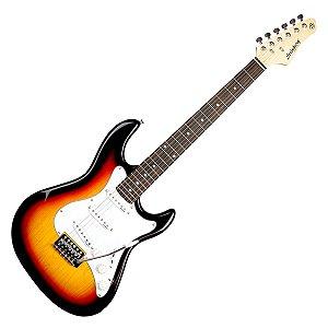 Guitarra Strinberg EGS 216 SB  Strato Sunburst