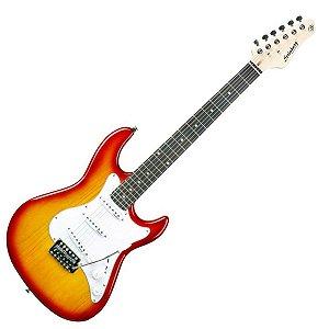 Guitarra Strinberg EGS 216 CS Strato Chery Sunburst - egs216