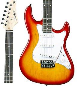 Guitarra Strinberg EGS216 / Stratocaster / Cherry Sunburst