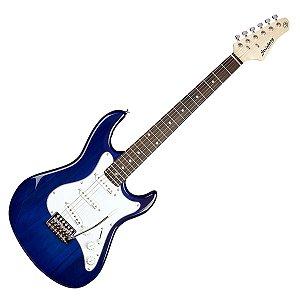 Guitarra Strinberg EGS 216 TBL Strato Azul Escuro - egs216
