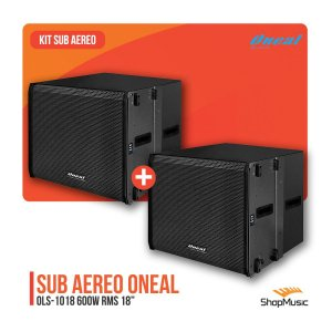 Sub Aereo Oneal Ols1018 Ols-1018 Ativo (PAR)