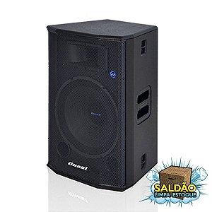 Caixa Oneal Ativo OPB 3060 PT 600W / 4R AF15 c/ BT